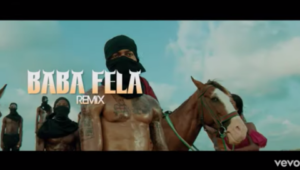 [VIDEO] Mr Real Ft. Laycon x Zlatan – Baba Fela (Remix) MP4 DOWNLOAD