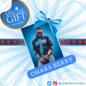 Ohaks Berry - Special Gift MP3 DOWNLOAD