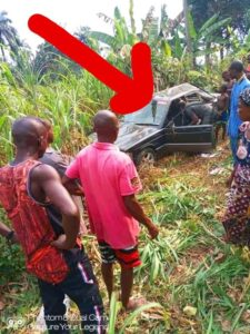 After This Pastor Escaped Death With His Wife, See The Strange Thing That Was Noticed!!