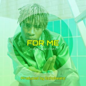 For Me (Joeboy Type Of Beat) - Produced by Echobeatz MP3 DOWNLOAD