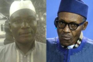 How Buhari's Driver Was Detained By DSS For Tricking President To Sign Fraudulent Multi-million Naira Deal Document!!