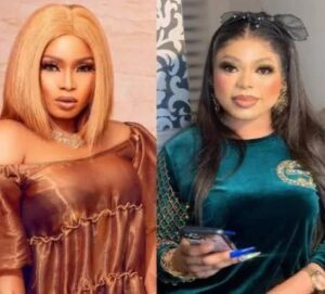 """""""Idris, It Will Never Be Well With You"""" Halima Abubakar Continues To Blast Bobrisky And Discloses Things He Allegedly Told Her About Tonto And Toyin Abraham!!"""