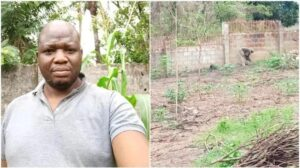 Kind Hausa Man Protects Yoruba Man's Land For His Son For Almost 30 Years, Now He's Going Back To Kano!!