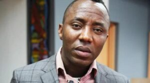 Sowore Out Of Hospital, Says 'Police Lied, I Was Shot'!!