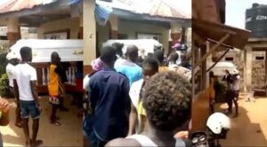 Drama As Corpse Refuses To Be Buried But Leads People To House Of The Ritualist That Killed Her!!!