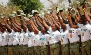 Corps Members Can Be Mobilised For War, Says NYSC DG!!