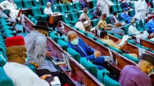 Rowdy Session As Rep Members Walk Out Of Plenary Over Twitter Ban Controversy!!!