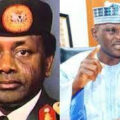 [JUST IN] Abacha Didn't Die From Eating Poisoned Apple From Prostitutes - Former Chief Security Officer, Major Al-Mustapha Narrates How Abacha Died!!