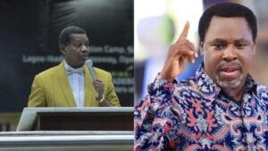 Adeboye Breaks Silence - 'T.B. Joshua Is With The Lord, We Shall Meet Again'!!